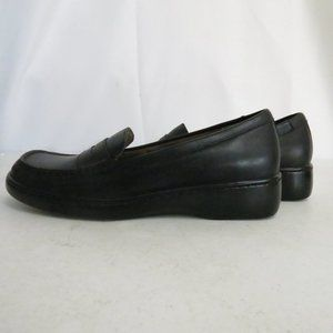 Array Women's 10.5N Tracy Penny Loafers Black